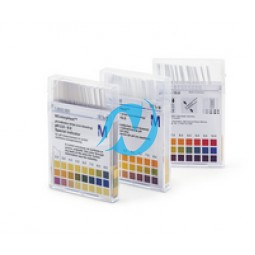 نوار پ هاش  pH-indicator strips 0 - 14 Universal indicator - 109535 - 0-14